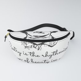 Edgar Allan Poe Quotes - Inspirational On Love, De Fanny Pack