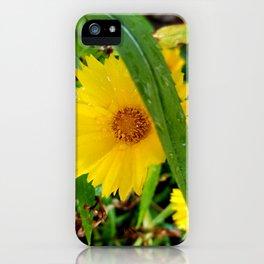 Fresh Dew iPhone Case