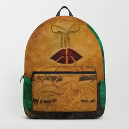 Wounded Nature Queen Backpack
