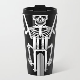 Life Behind Bars Metal Travel Mug