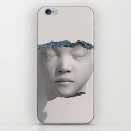 Sinking iPhone Skin