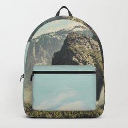 Yosemite Valley Waterfall Backpack