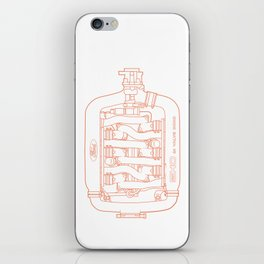 Intake iPhone Skin