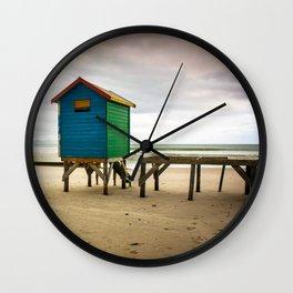 Western Cape, South Africa - SAWC14 Wall Clock