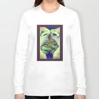 valentines Long Sleeve T-shirts featuring Valentines by Kaleidoscopic