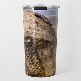 BOILER OF SS BELEM SHIPWRECK CORNWALL Travel Mug