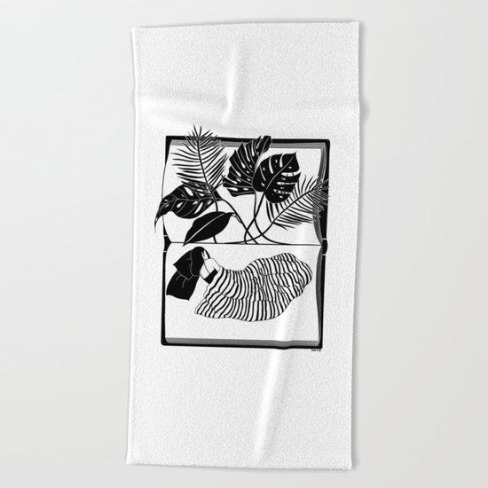 A Midsummer Night's Dream Beach Towel