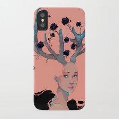 Lady Cornue. Slim Case iPhone X