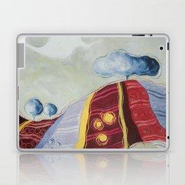 Anche tu sei collina Laptop & iPad Skin