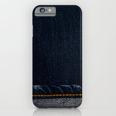 jeans*Trompe l'oeil iPhone 6 Slim Case