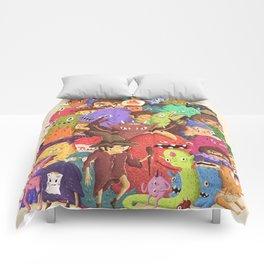 Dogpile Comforters