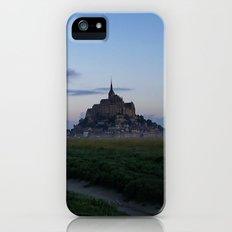 Le Mont-Saint-Michel Slim Case iPhone (5, 5s)