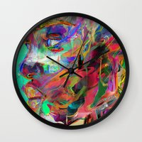 balance Wall Clocks featuring Balance by Archan Nair