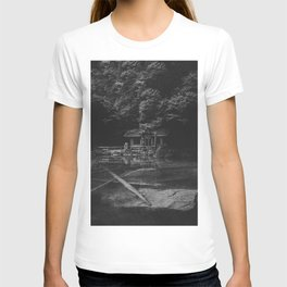 Cottage (Black and White) T-shirt