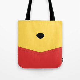 Rumbly in my tummy - Pooh Tote Bag