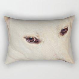 Eyes to the Soul Rectangular Pillow