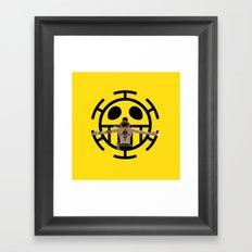 Ace of spead Framed Art Print