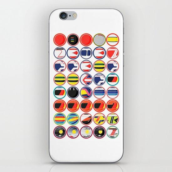 The Chain iPhone & iPod Skin