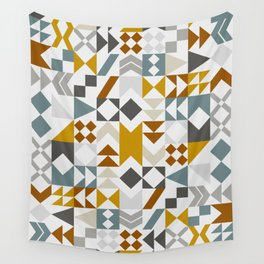 Mid West Geometric 06 Wall Tapestry