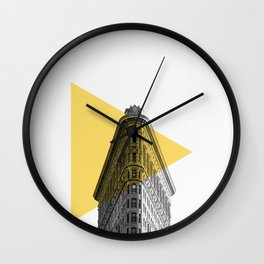 Play. Pause. Wall Clock