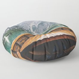 Live the Adventure Floor Pillow