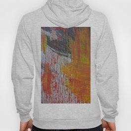 Abstract Paint Swipes Hoody