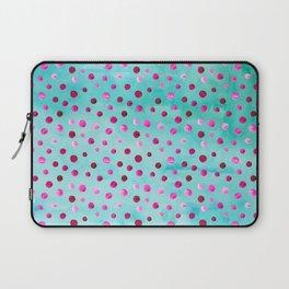 Polka Dot Pattern 05 Laptop Sleeve