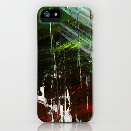 Abstinence.3 iPhone Case