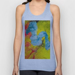 Blue Dragon Unisex Tank Top