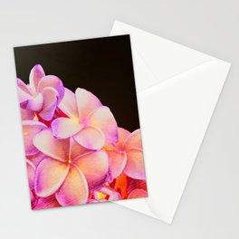 Plumeria Stationery Cards