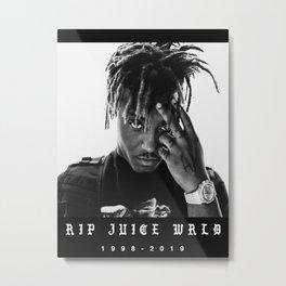 juice wrld  Metal Print