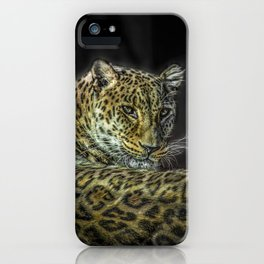 The Leopard iPhone Case