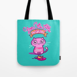 Your Cute Little Cat Tote Bag