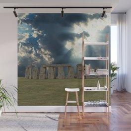 Stonehenge IV Wall Mural