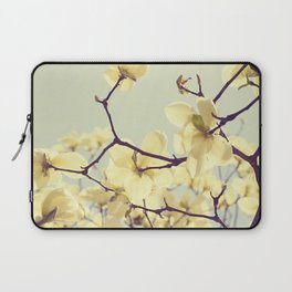 Magnolia Dream Laptop Sleeve