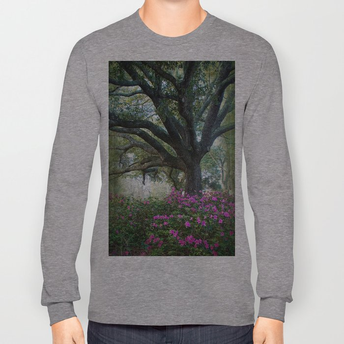 Oaks and Azaleas Long Sleeve T-shirt