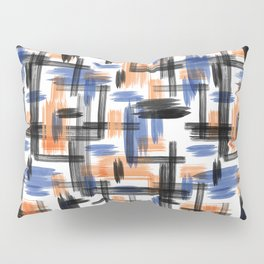 Watercolor abstraction. Pillow Sham