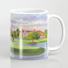 East Lake Golf Course Atlanta GA 15th Hole Coffee Mug