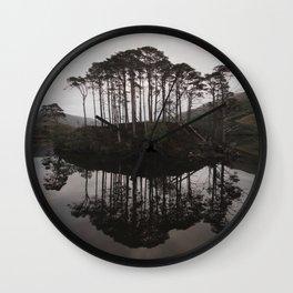 Eilean na Mòine Wall Clock