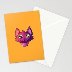 Super Kawaii Neko Muffin Stationery Cards