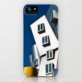 Boston MIT iPhone Case