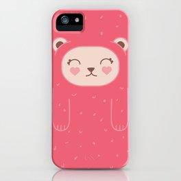 BEARRY iPhone Case