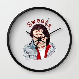 The Breakfast Club - Bender Wall Clock