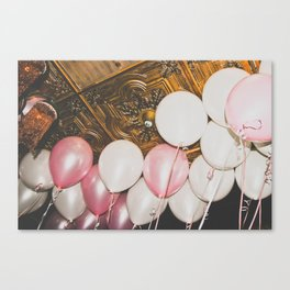high Canvas Print