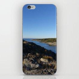 Clear wiew iPhone Skin