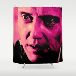 "Christopher Walken as Captain Koons ""The Gold Watch"" in ""Pulp Fiction"" (Q. Tarantino - 1994) Shower Curtain"