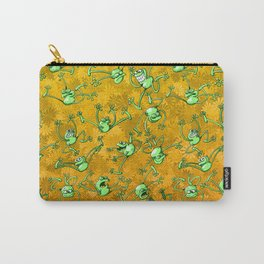 Frog Festival Carry-All Pouch