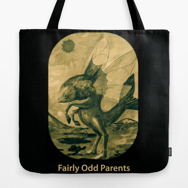 Fairly Odd Parents Photos fairly odd parents tote bag