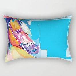 Marwan Al Shaqab  Rectangular Pillow