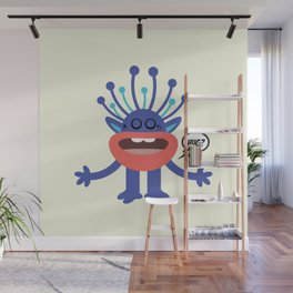 Hug? - Every creature needs love #010 Wall Mural